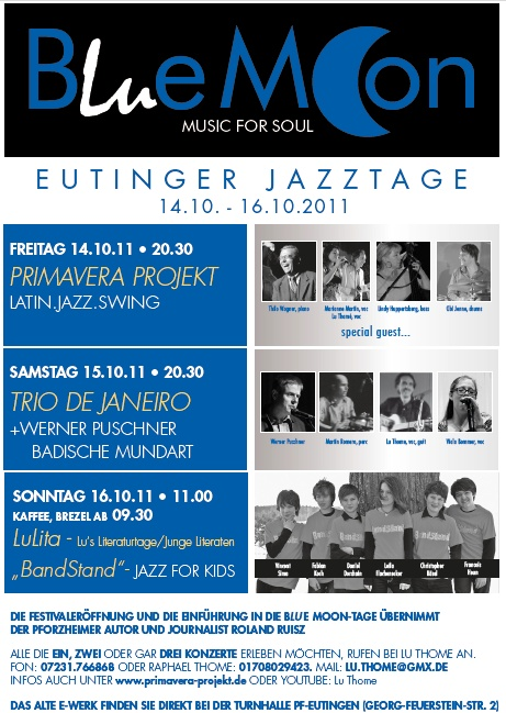 Flyer - Bluemoon Festival 2011 - Komplett