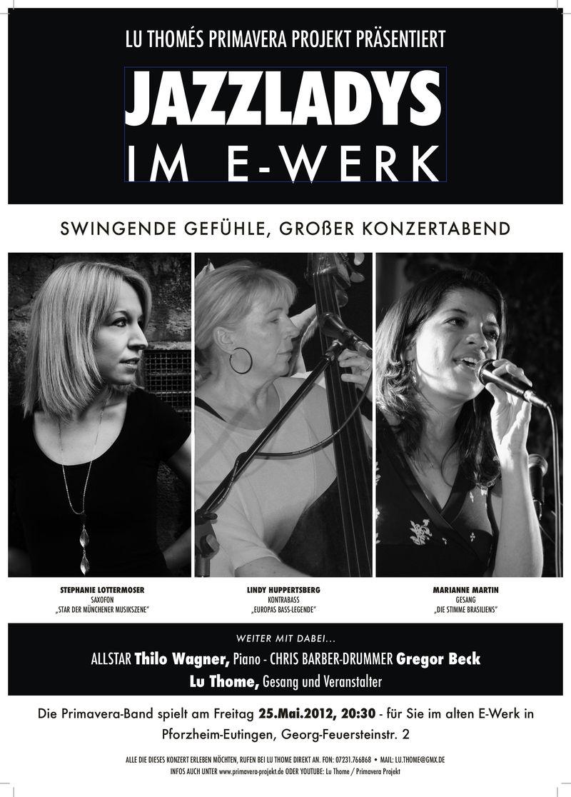 Flyer - Primavera 25.05.12 Jazzladys