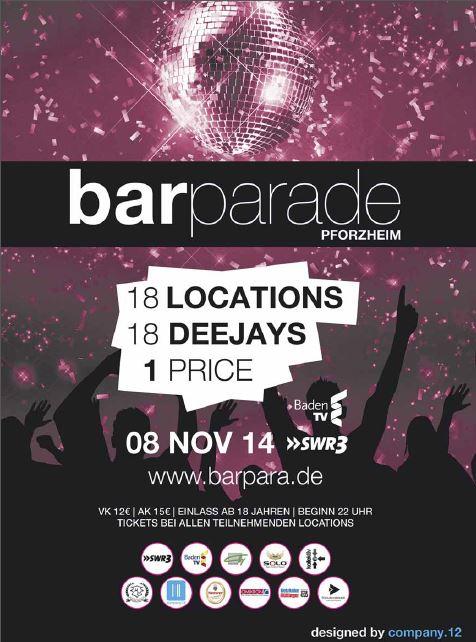 Barparade