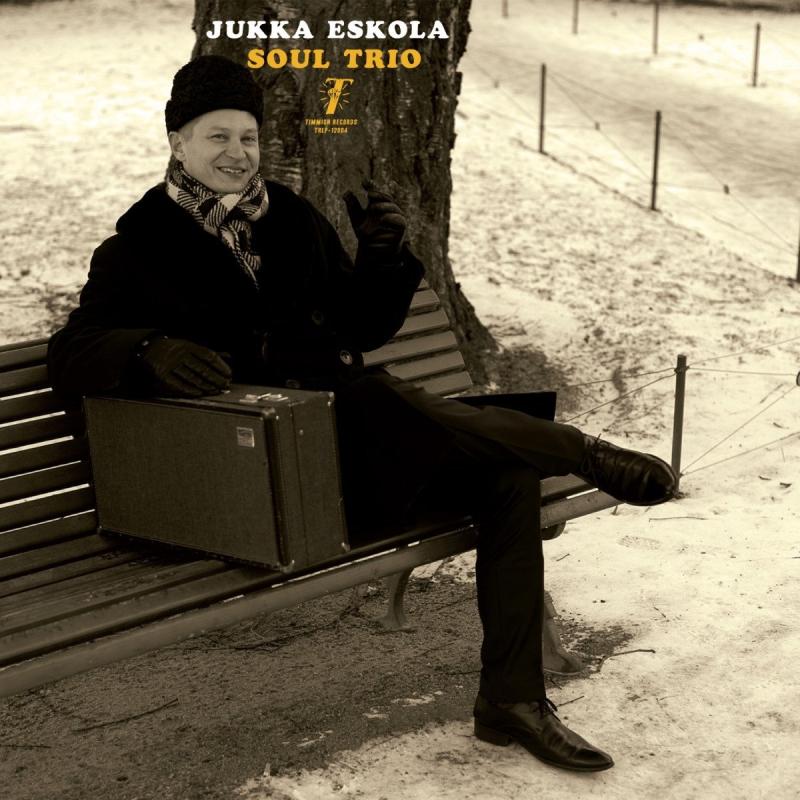 Cover Jukka Eskola Soul Trio