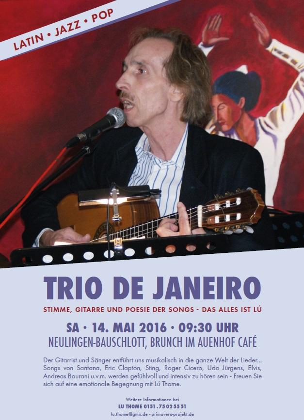 Flyer Trio de Janeiro 14.05.16
