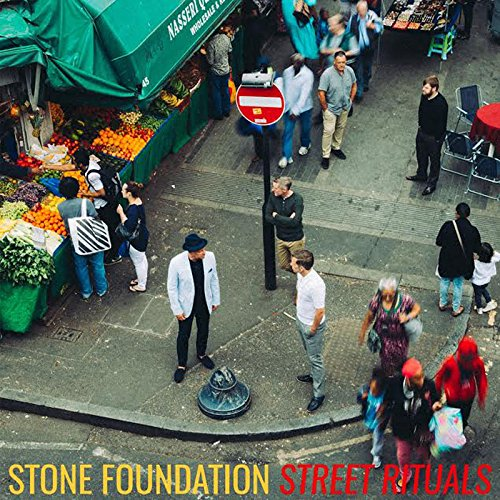 Cover Stone Foundation - Street Rituals