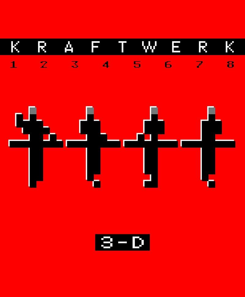 Kraftwerk DVD-Cover