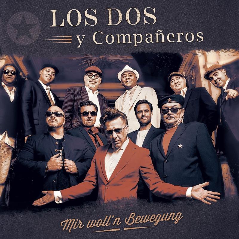 Cover Los Dos Y Companeros