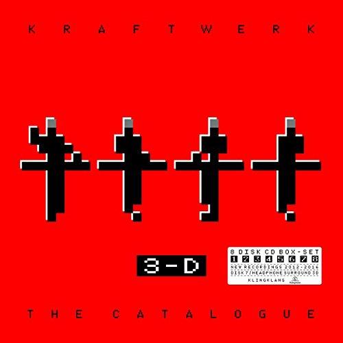 Kraftwerk CD-Cover