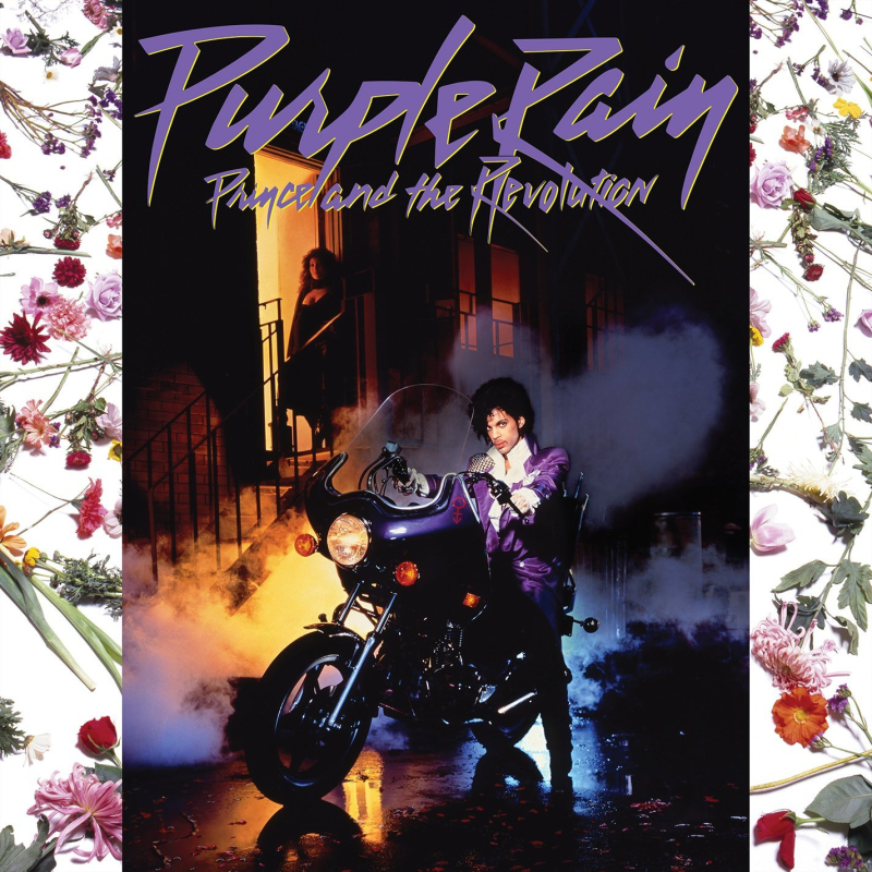 Cover Prince - Purple Rain Deluxe