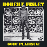 Cover Robert Finley - Goin Platinum