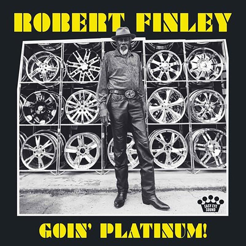 Cover Robert Finley - Goin Platinum