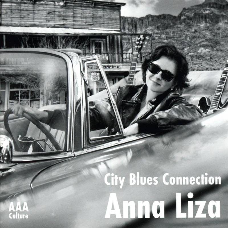 Cover City Blues Connection - Anna Liza