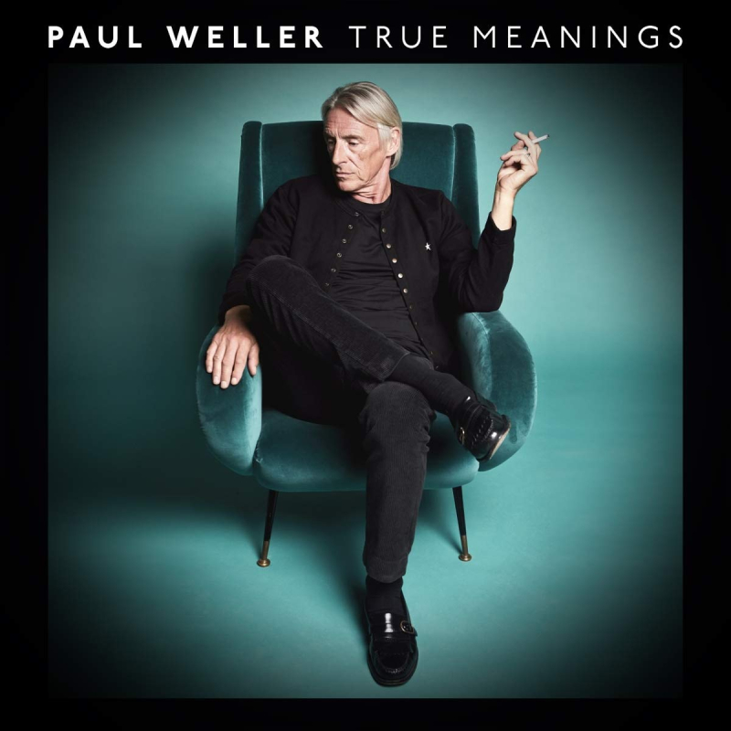 Cover Paul Weller - True Meanings