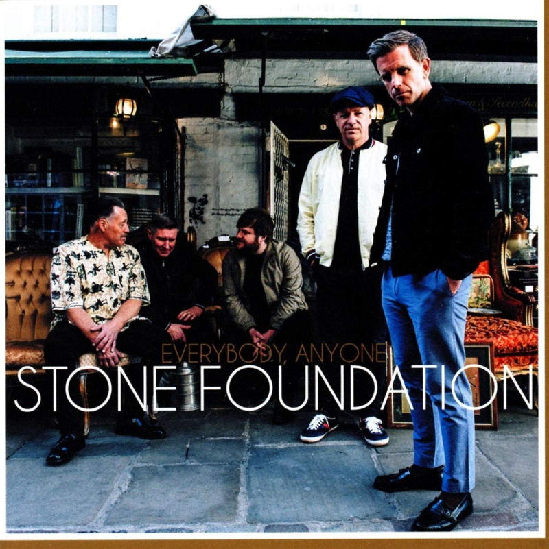 Cover Stone Foundation - Everybody Anyone