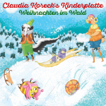 Cover Claudia Koreck - Kinderplatte II
