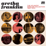 Cover Aretha Franklin - The Atlantic Singles