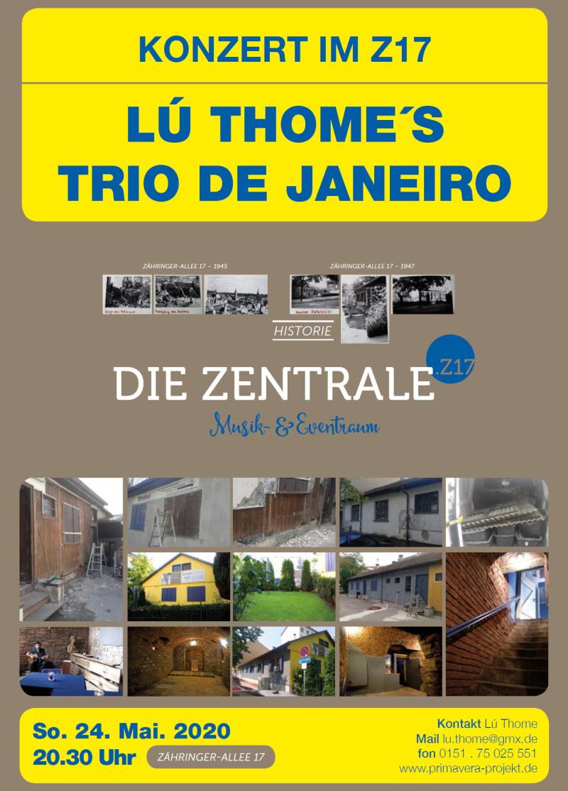 Flyer Trio 24.05.20